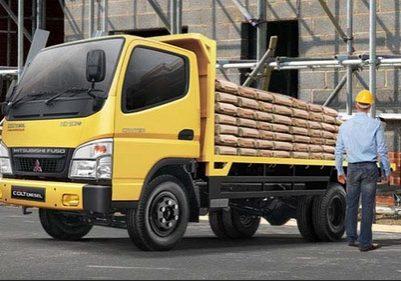 mitsubishi truck colt diesel