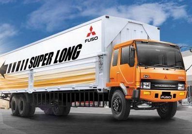 truck mitsubishi fuso