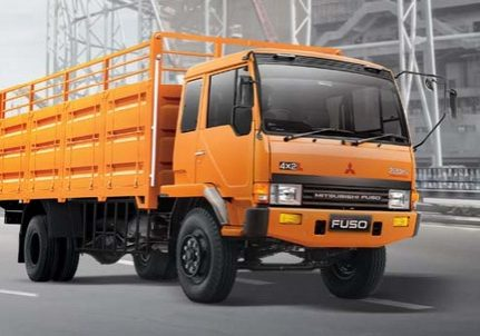 truck fuso mitsubishi